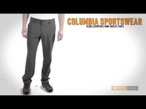 Columbia Sportswear Global Adventure II Omni-Shield® Pants - UPF 50 (For Men)