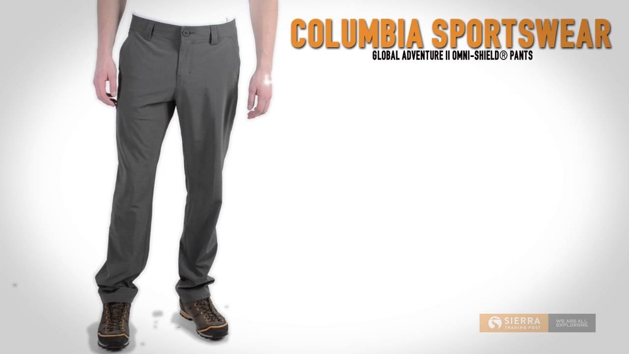 Columbia Global Adventure III Pant Men