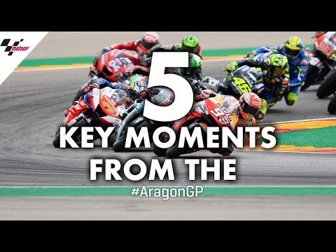 2019 #AragonGP 5 Key Moments