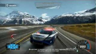 Need for Speed: Hot Pursuit - Online Interceptor with RejZoR: Downhill