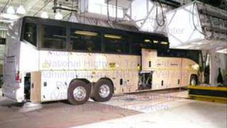 MCI NHTSA Bus Crash Test.
