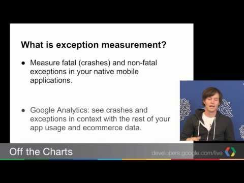 Off the Charts: 5 Reasons You Should Be Measuring Exceptions