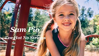 I've Got No Strings by 6-YEAR-OLD | Sam Pio ❤️🎵