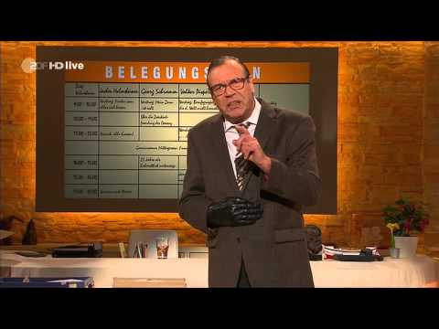 Neues aus der Anstalt Letzte Folge 01.10.2013 ZDF HD