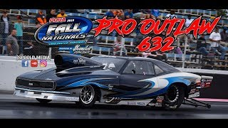 Pro Outlaw 632 Coverage From The 2019 PDRA Fall Nationals From Darlington