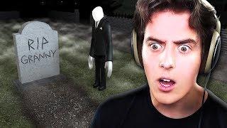 I KILLED GRANNY!!