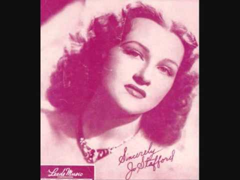 Jo Stafford - Scarlet Ribbons (For Her Hair) (1949)