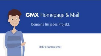 GMX Homepage & Mail