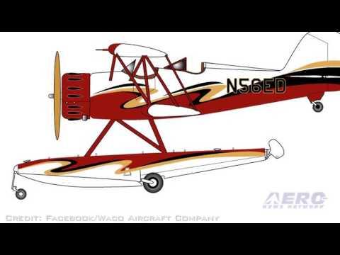 Aero-TV: Waco Aircraft Update - Yes! A Waco On Floats!