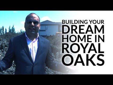 Building Dream Homes in Royal Oaks