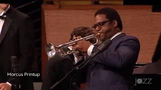 Roosevelt Jazz finals concert at Essentially Ellington 2019
