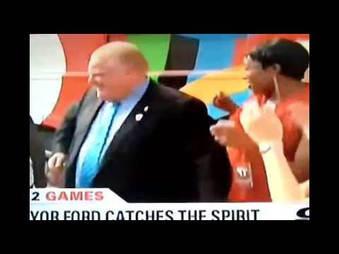Rob Ford and Chris Farley Video Mash Up
