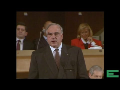 Helmut Kohl on Freedom | 1989 [HD]