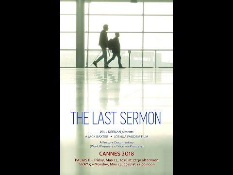 THE LAST SERMON Catalan subtitles teaser-trailer