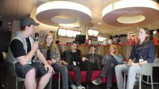 Interview med Artful Candid VibeFM VibeTV Ikast Musikliv 2016