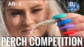 UK Canal Perch Fishing Match With Savage Gear 3D FRY