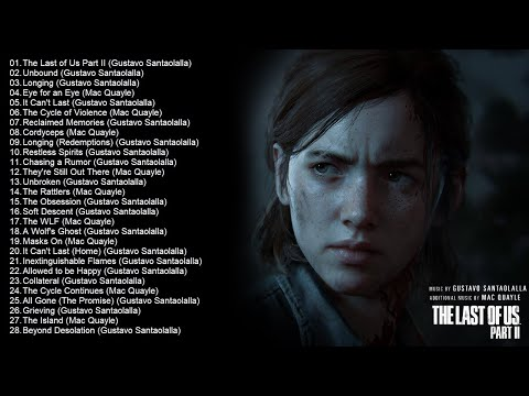 [SOUNDTRACK] THE LAST OF US PART II - COMPLETE