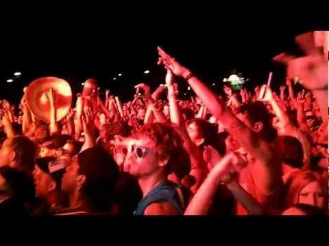 MELTDOWN MUSIC FESTIVAL - Grand Prairie, Texas - 6/2/12 [HD] Part 1 of 2