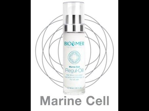 Crema Facial Regul Oil - Bio Mer Cosmetics