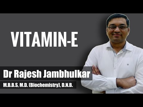 Vitamin Eactive form, functions, RDA, sources, deficiency manifestation
