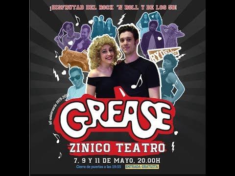 Grease - el musical -  Zínico Teatro ETSIDI