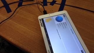Подключение внешней GPS антенны к навигатору-планшету(, 2015-04-14T11:18:52.000Z)