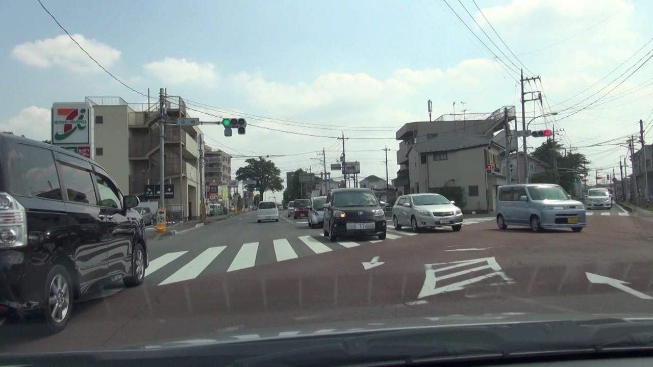 第二産業道路(埼玉県道1号 県道...