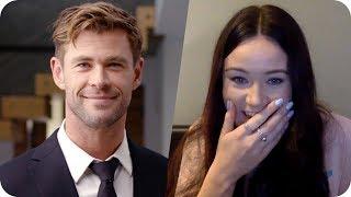 This Omaze Winner is Going to Meet Chris Hemsworth! // Omaze