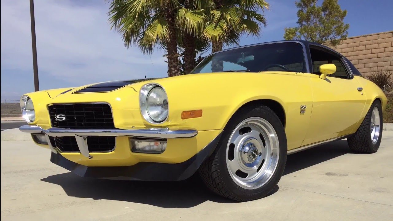 1970 Camaro For Sale Autos Post