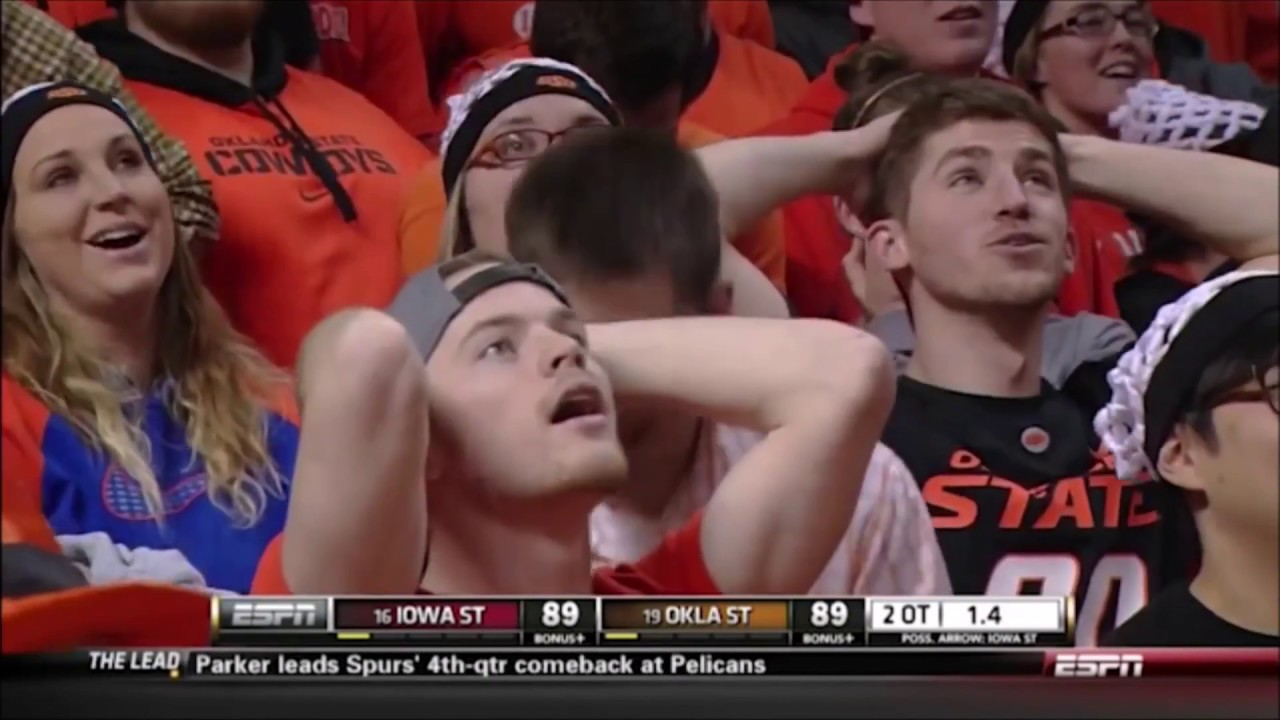 College Basketball Crowd Silencers