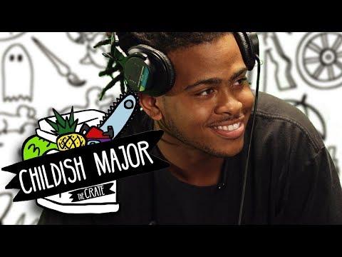 Childish Major - The Crate (Teaser)