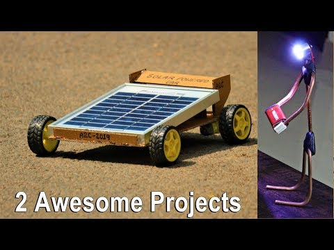 2 Awesome projects