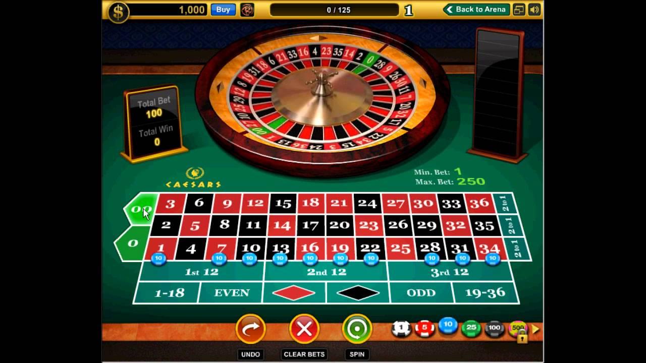 Caesar casino facebook location table de roulette