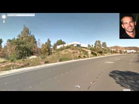 how did Paul Walker and Roger Rodas died official crash site video last moments