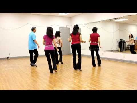 Completely - Line Dance (Dance & Teach in English & 中文)