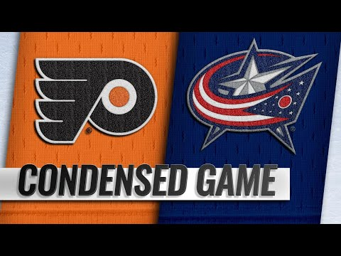 10/18/18 Condensed Game: Flyers @ Blue Jackets