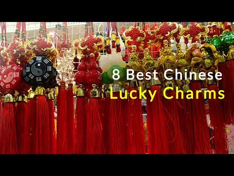 8 Best Chinese Good Luck Charms ( Feng Shui Lucky Charms )