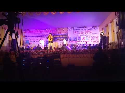 Music Tindharey live with Singer Thupden Bhutia