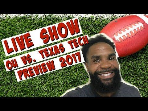 🔴 RJ SO LIVE: Oklahoma Sooners vs. Texas Tech Red Raiders  | Oklahoma Football