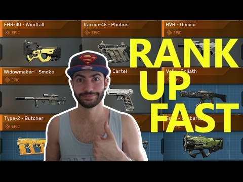 FASTEST WAY TO RANK UP MISSION TEAMS!