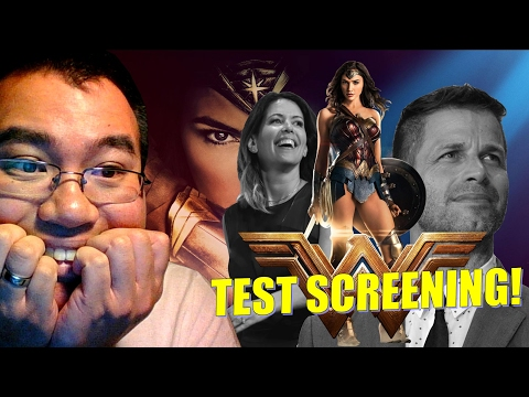 Wonder Woman Test Screening - Was it Good?!?!