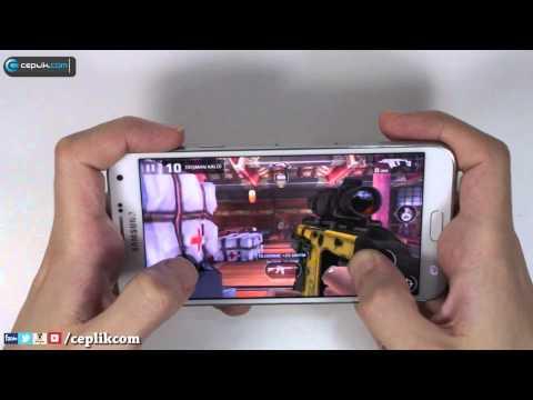 Samsung Galaxy E7 İncelemesi