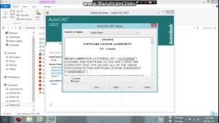 auto cad 2007 install tutorial bangla made by bayzeed