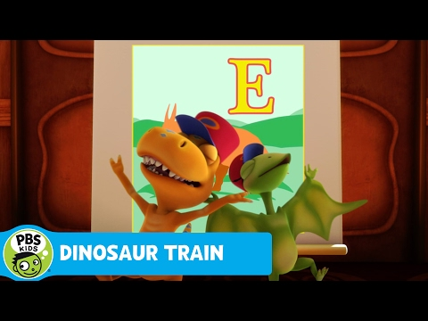 DINOSAUR TRAIN  Buddy and Tiny Sing Dinosaurs A to Z  PBS KIDS
