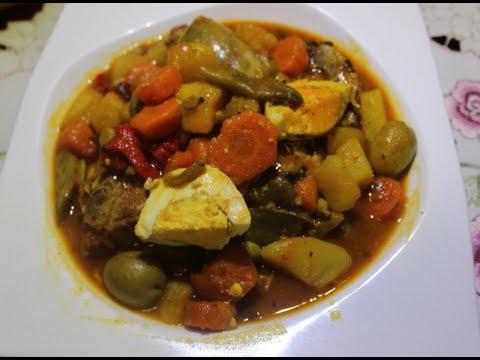 Cocinar Menestra De Verduras | Receta Menestra De Verduras Las Recetas De Pepa Youtube