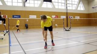 GPA U15 Vinoř finále MS Adam Ehm - Vratislav Erhart - 2. set