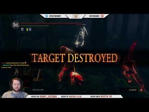 Dark Souls Remastered - Finishing up the Dark Build