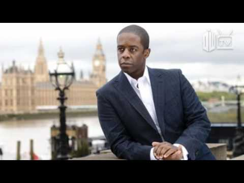Adrian Lester on Doctor Who Role Radio 2
