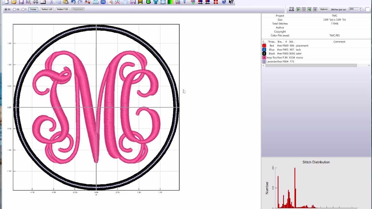 Create Borders and Applique in Sew What Pro