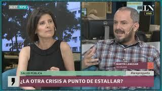Salud pública: ¿la otra crisis a punto de estallar?